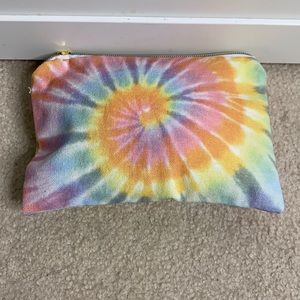 Handmade Tie Dyed Pouch